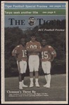 The Tiger Vol. 80 Issue 3 1986-09-12 by Clemson University