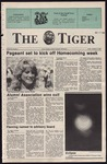 The Tiger Vol. 80 Issue 7 1986-10-10 by Clemson University