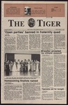 The Tiger Vol. 80 Issue 8 1986-10-17 by Clemson University