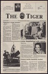The Tiger Vol. 80 Issue 9 1986-10-24 by Clemson University