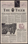 The Tiger Vol. 80 Issue 11 1986-11-14 by Clemson University