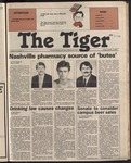 The Tiger Vol. 78 Issue 11 1985-01-11 by Clemson University