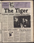 The Tiger Vol. 78 Issue 13 1985-01-25