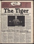 The Tiger Vol. 78 Issue 16 1985-02-15 by Clemson University