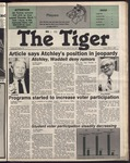 The Tiger Vol. 78 Issue 18 1985-03-01