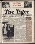 The Tiger Vol. 78 Issue 19 1985-03-06