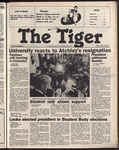 The Tiger Vol. 78 Issue 20 1985-03-22