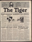 The Tiger Vol. 78 Issue 21 1985-03-29