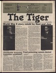 The Tiger Vol. 78 Issue 22 1985-04-05 by Clemson University