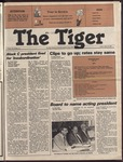 The Tiger Vol. 78 Issue 24 1985-04-19