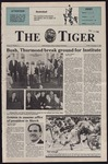 The Tiger Vol. 79 Issue 11 1985-11-15 by Clemson University