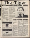 The Tiger Vol. 77 Issue 23 1984-04-05 by Clemson University