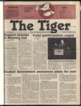 The Tiger Vol. 78 Issue 1 1984-09-06 by Clemson University