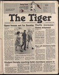 The Tiger Vol. 78 Issue 3 1984-09-20 by Clemson University