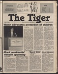 The Tiger Vol. 78 Issue 5 1984-10-04