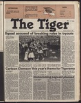 The Tiger Vol. 78 Issue 6 1984-10-11 by Clemson University