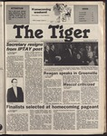 The Tiger Vol. 78 Issue 7 1984-10-18 by Clemson University