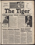 The Tiger Vol. 78 Issue 8 1984-11-01 by Clemson University