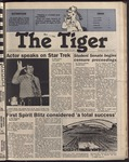 The Tiger Vol. 78 Issue 9 1984-11-15 by Clemson University