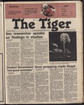 The Tiger Vol. 78 Issue 10 1984-11-29 by Clemson University