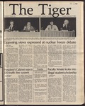 The Tiger Vol. 76 Issue 18 1983-02-17 by Clemson University