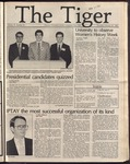 The Tiger Vol. 76 Issue 19 1983-02-24
