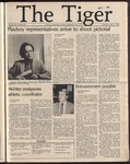 The Tiger Vol. 76 Issue 23 1983-04-07 by Clemson University