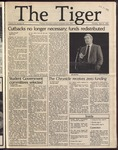 The Tiger Vol. 76 Issue 25 1983-04-21 by Clemson University