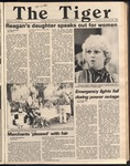 The Tiger Vol. 77 Issue 7 1983-09-29 by Clemson University
