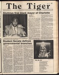 The Tiger Vol. 77 Issue 13 1983-12-01 by Clemson University
