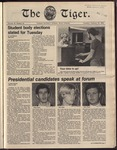 The Tiger Vol. 75 Issue 20 1982-02-25 by Clemson University