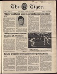 The Tiger Vol. 75 Issue 21 1982-03-04 by Clemson University