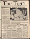 The Tiger Vol. 76 Issue 4 1982-09-09