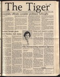 The Tiger Vol. 76 Issue 8 1982-10-07