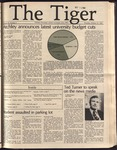 The Tiger Vol. 76 Issue 9 1982-10-14