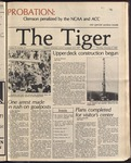 The Tiger Vol. 76 Issue 13 1982-12-02