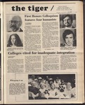 The Tiger Vol. 74 Issue 14 1981-01-08 by Clemson University