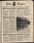 The Tiger Vol. 75 Issue 12 1981-11-12 by Clemson University