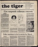 The Tiger Vol. 73 Issue 14 1980-01-18 by Clemson University