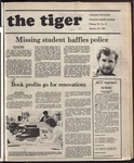 The Tiger Vol. 73 Issue 15 1980-01-25
