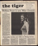 The Tiger Vol. 73 Issue 19 1980-02-22 by Clemson University