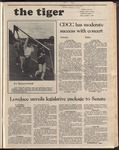 The Tiger Vol. 74 Issue 7 1980-10-03 by Clemson University