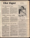 The Tiger Vol. 74 Issue 9 1980-10-17