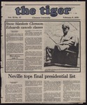 The Tiger Vol. 72 Issue 17 1979-02-09