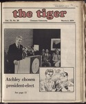 The Tiger Vol. 72 Issue 20 1979-03-02