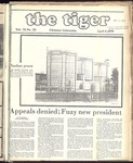 The Tiger Vol. 72 Issue 23 1979-04-06