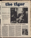The Tiger Vol. 72 Issue 25 1979-04-20