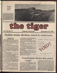 The Tiger Vol. 73 Issue 4 1979-09-14