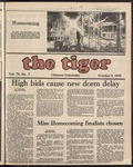 The Tiger Vol. 73 Issue 7 1979-10-05