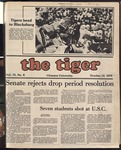 The Tiger Vol. 73 Issue 8 1979-10-12